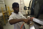 <h5>Commercial Auto Body and Mechanical Repair, Philadelphia PA</h5><p>PennFleet offers guaranteed reliable fleet services covering PA, NY, NJ, &amp; DE. Specializing in ONLY Fleet Vehicles. PennFleet provides quality services and repair on all makes and models from automobiles to tractor-trailers. </p>